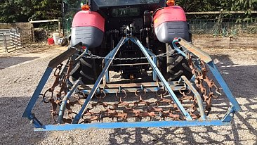 FOR SALE - Folding Chain Harrows