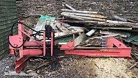 FOR SALE - 3 point linkage Horizontal Log Splitter